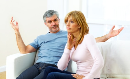 Couple seeking therapy in Nebraska because partners do not communicate and are considering divorce
